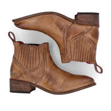 Contracted Round Toes Low-Heel Ankle Boots
