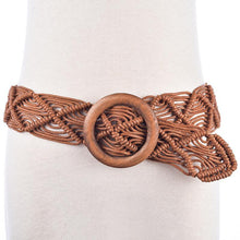Bohemian women wide belt