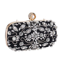 Clutch Purse Crystal Diamond Evening Bags