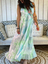 Plus Size Casual Sleeveless Maxi Dresses
