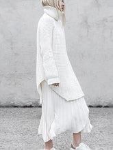 Long Sleeves Knitting Loose Sweaters