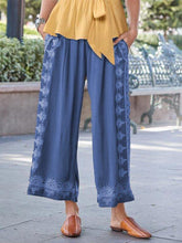 Loose Casual Plus Size Pants