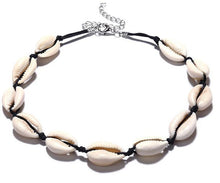 Hawaiian style Personality Handmade Shell Clavicle Necklace