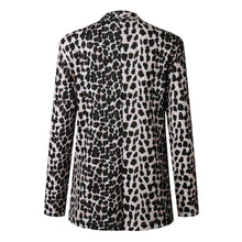 Copy of Sexy long sleeved serpentine blazer