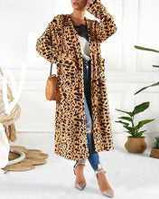 Sexy Double-sided Wool Cardigan Overcoat