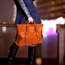 Autumn And Winter New Women's Fashion Retro Handbag Shoulder Bag