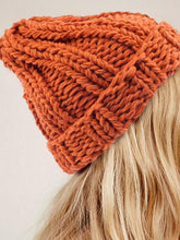 Solid Color Casual knit Hat Accessories