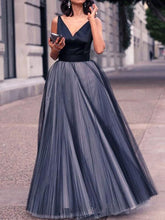 Dovechic Bohemia V-Neck Maxi Evening Dress