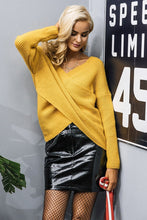 Autumn Winter Sweaters Women Fashion V-Neck Top