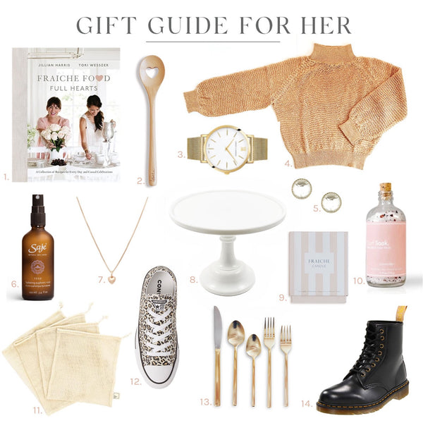 Jillian Harris's Gift Guide For Her