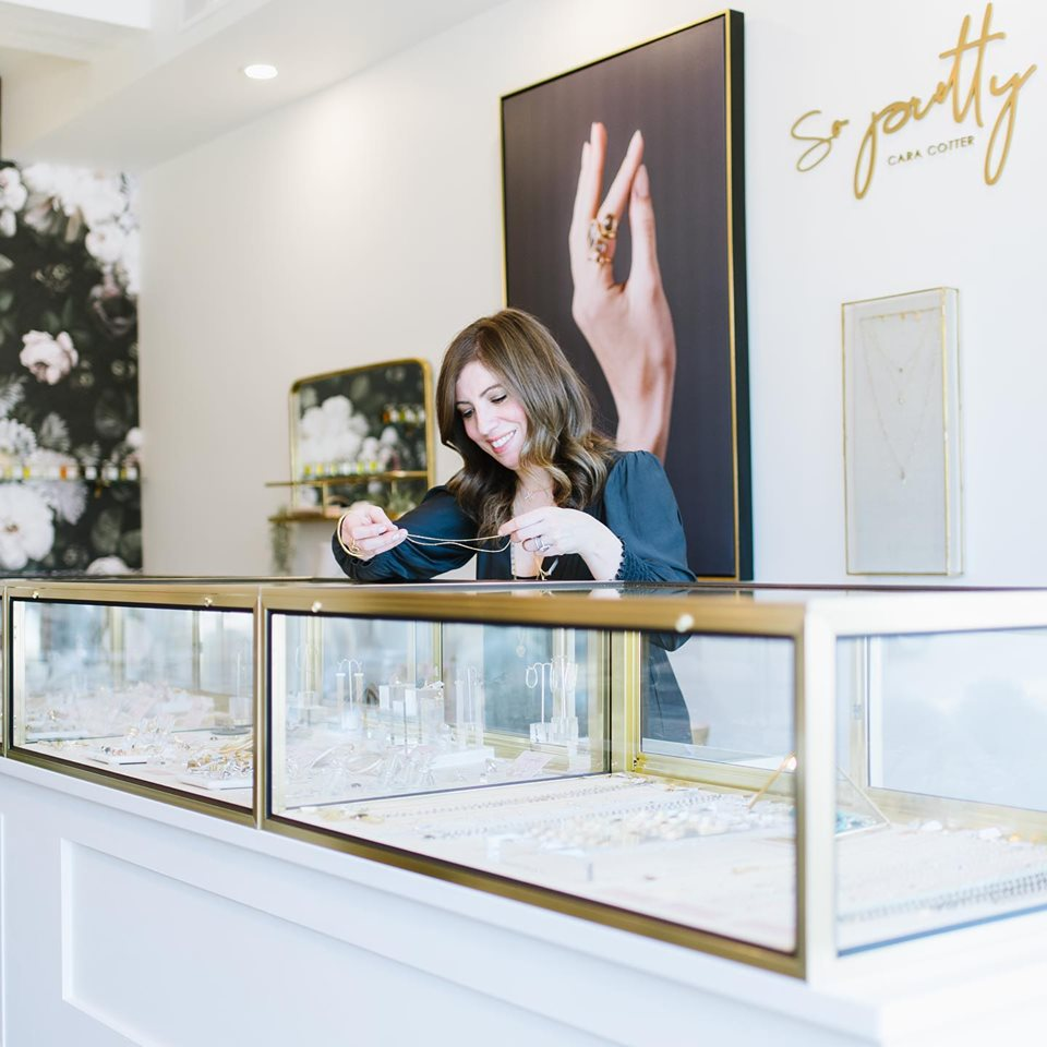 Looking for unique jewelry in Edmonton? Visit So Pretty to browse necklaces, rings, earrings and more at our jewelry store downtown Edmonton.