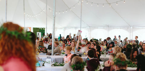 Ladies On The Green  | So Pretty Fine Jewelry Edmonton Gives Back to the Community