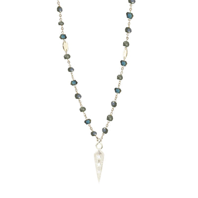 BRAVE ICON - SWAROVSKI & SILVER - SO PRETTY CARA COTTER