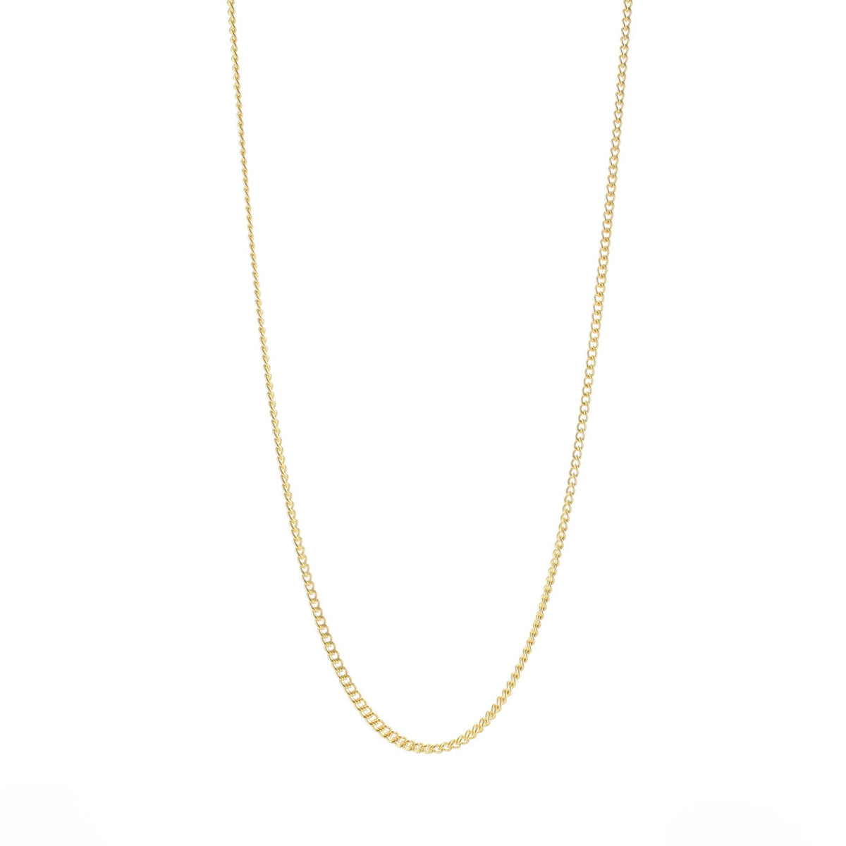 "CHARMING 18-20"" NECKLACE GOLD - SO PRETTY CARA COTTER"