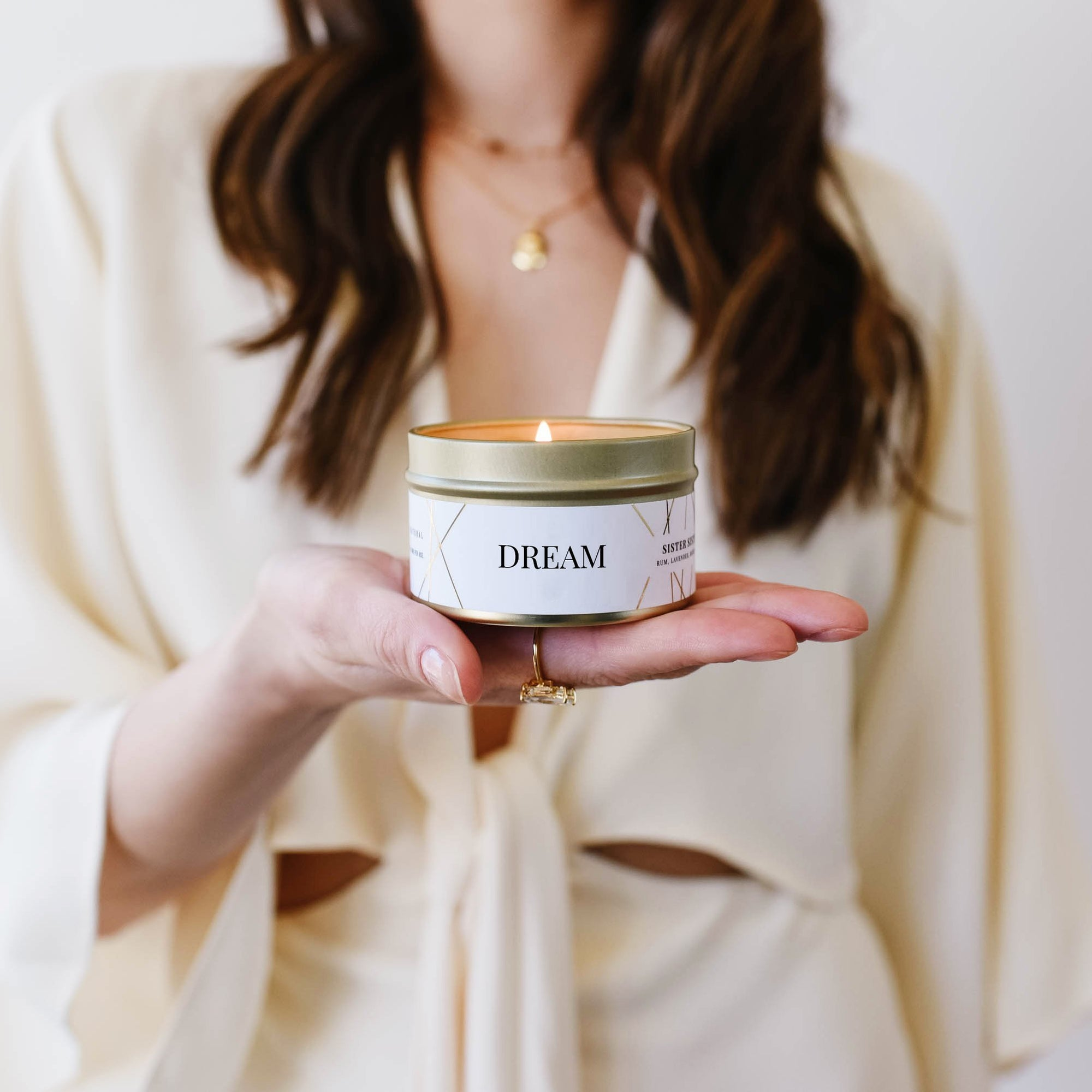 Dream Namesake Candle - SO PRETTY CARA COTTER