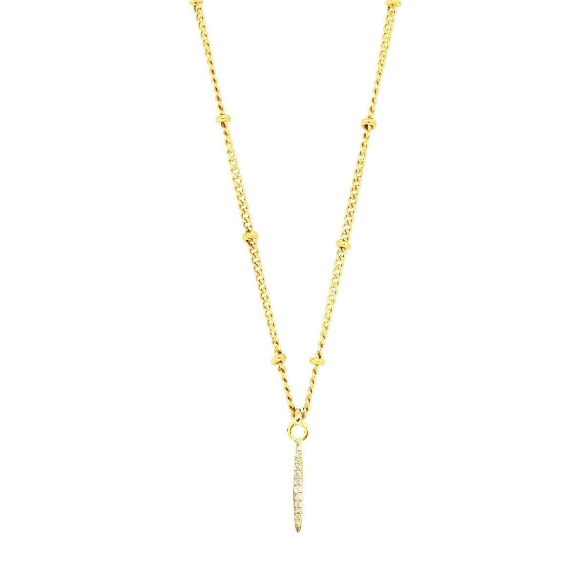 DREAM STARDUST ICON - CUBIC ZIRCONIA & GOLD - SO PRETTY CARA COTTER