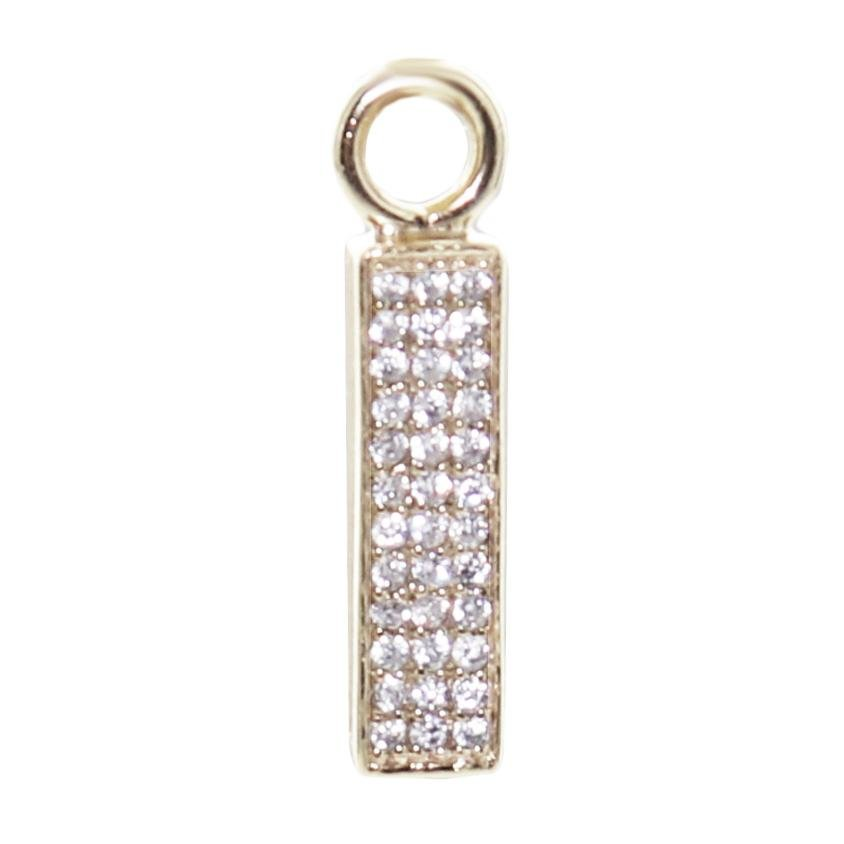 LOVE ICON - CUBIC ZIRCONIA & SILVER - SO PRETTY CARA COTTER