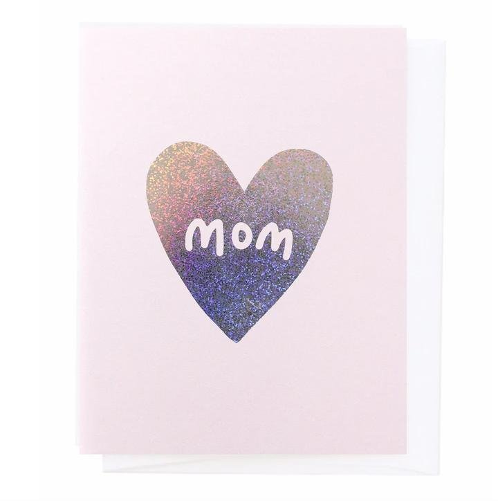 Mom, Greeting Card - SO PRETTY CARA COTTER