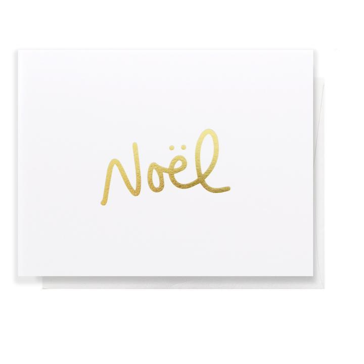 Noel, Greeting Card - SO PRETTY CARA COTTER