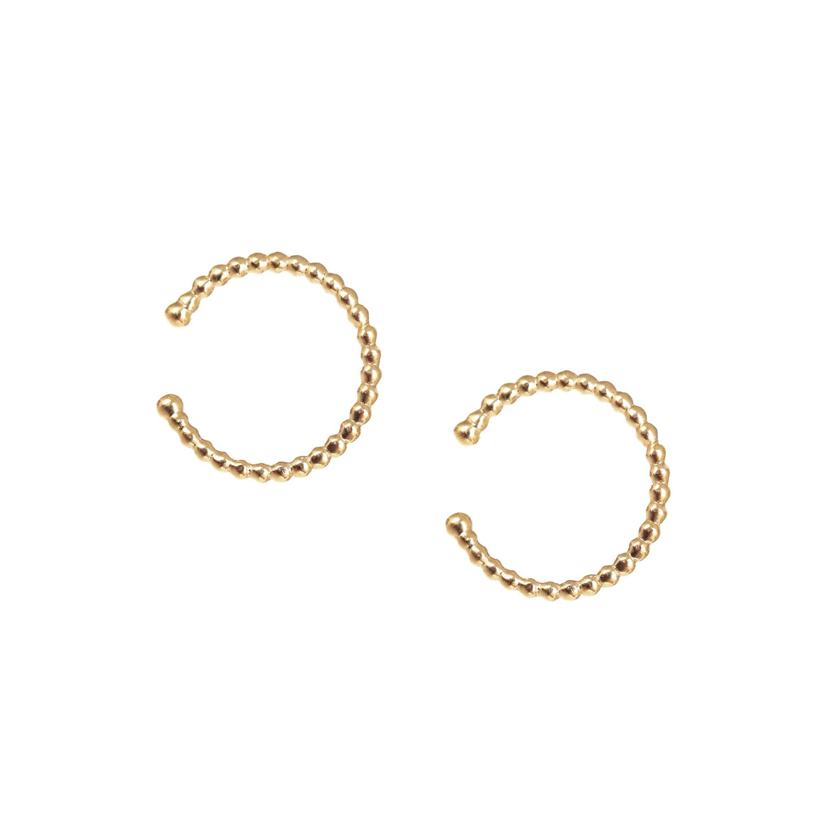 TINY BELIEVE SOLEIL EAR CUFFS - GOLD - SO PRETTY CARA COTTER