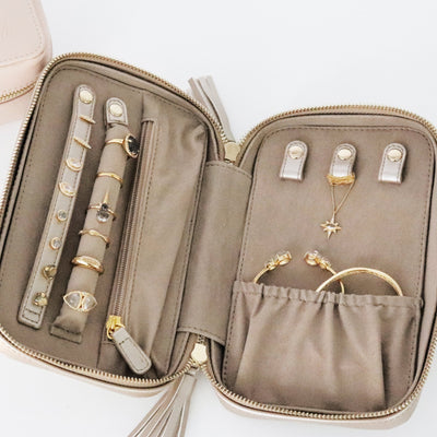Wanderlust Weekender Jewelry Bag - SO PRETTY CARA COTTER