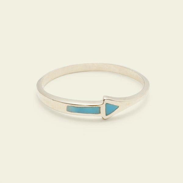 Journey Ring (10k Yellow Gold)