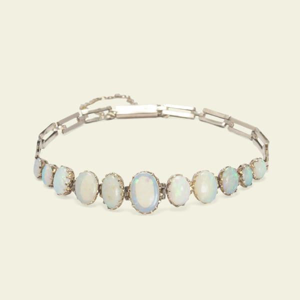Edwardian Opal and Rose Gold Bracelet - 2nd deposit