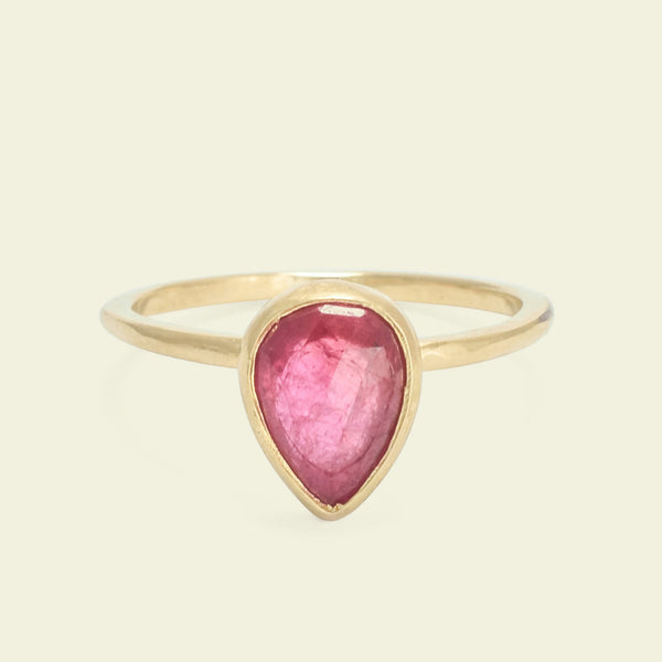 Coeur Ruby Ring