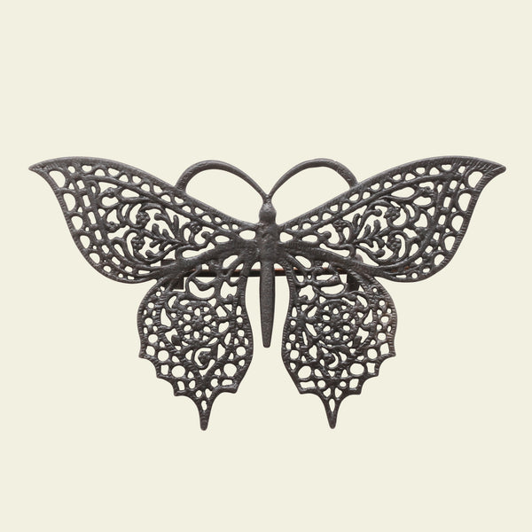 Berlin Iron Butterfly Brooch