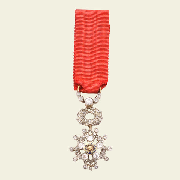 Miniature Legion of Honor Medal
