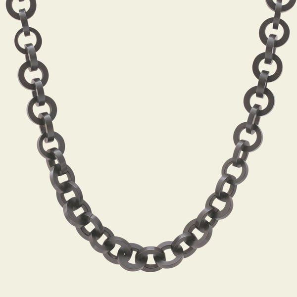 Victorian Extra Long Vulcanite Chain