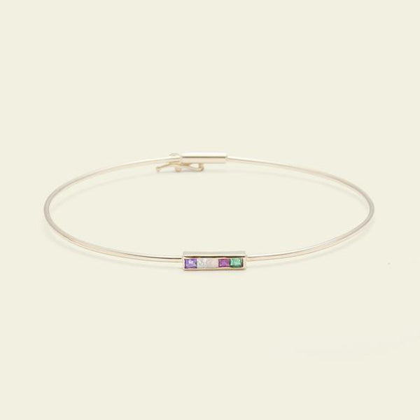 """ADORE"" Bracelet (14k Yellow Gold)"