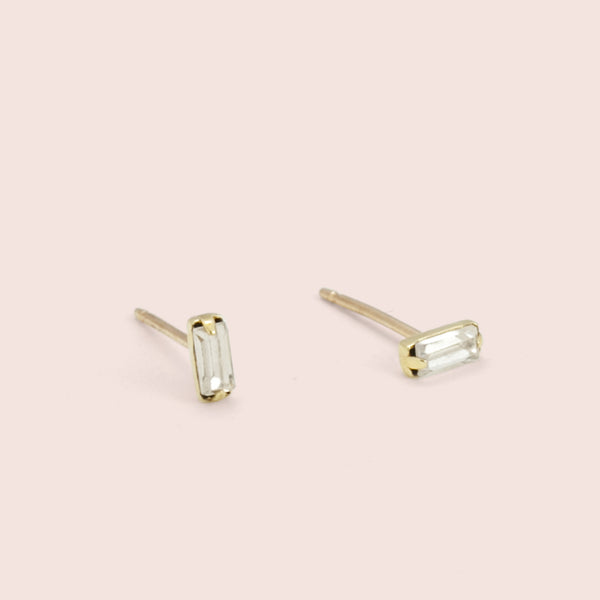 Stoned Hyphen Studs