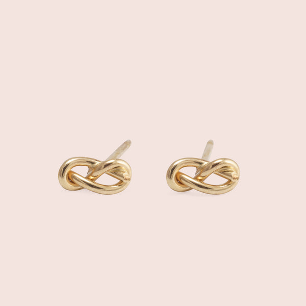 Infinity Knot Studs