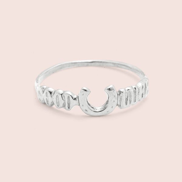Get Lucky Ring (silver)