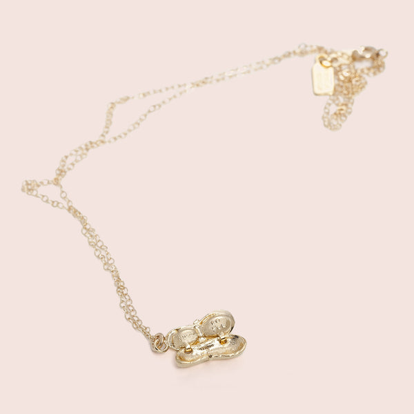 Nuts to You Locket (gold)