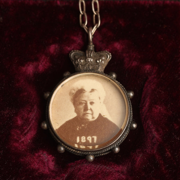 Queen Victoria Diamond Jubilee Locket