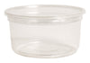 12oz Clear Deli Cup with Lid (Singles)