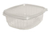 32oz Clear Clam Shell with Lid (Singles)