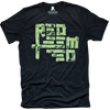 black redeemed shirt