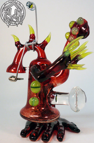 Eric Ross / Salt - Monster Waterbubbler