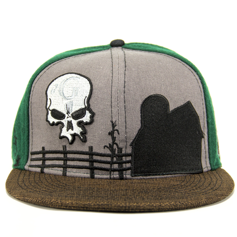 Grassroots California • Ghost Glass Snapback