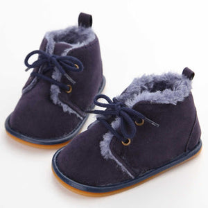 Winter Boot - Navy - little-love-bug-clothing