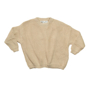 Dream Knitted Jumper - Cream