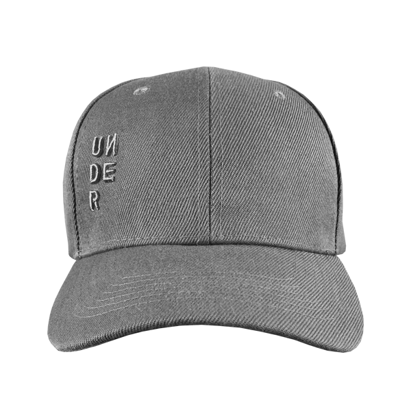 Box Logo Strapback (Gray)
