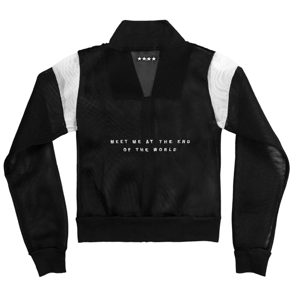 End Of The World Bomber Jacket
