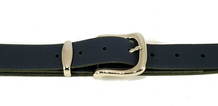32mm - Square buckle with keeper - Nickel - 1957