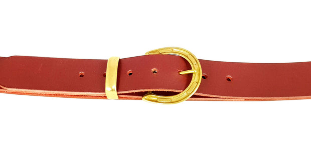 3292 - Horseshoe Buckle - Australian Leather