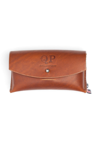 Sunglass Case - Walnut