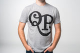 Grey QP T-shirt
